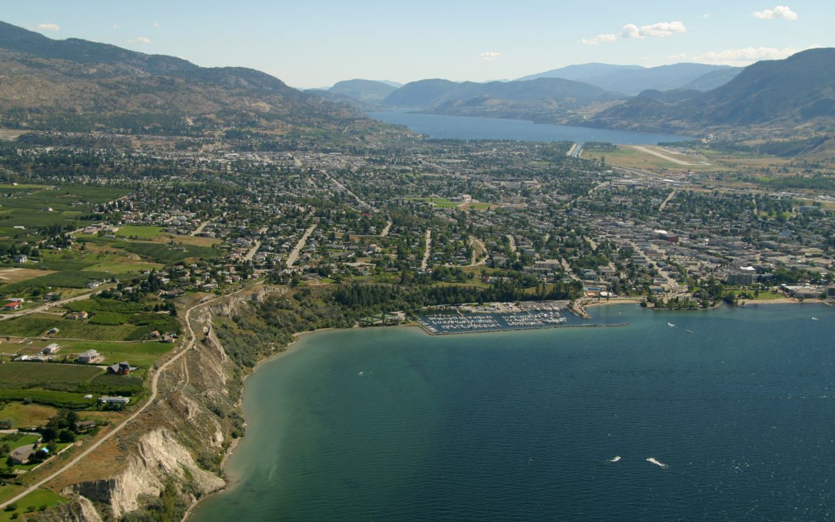 Penticton is A Place To Stay Forever