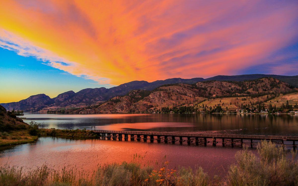 Okanagan Falls is in the Heart of Wine Country
