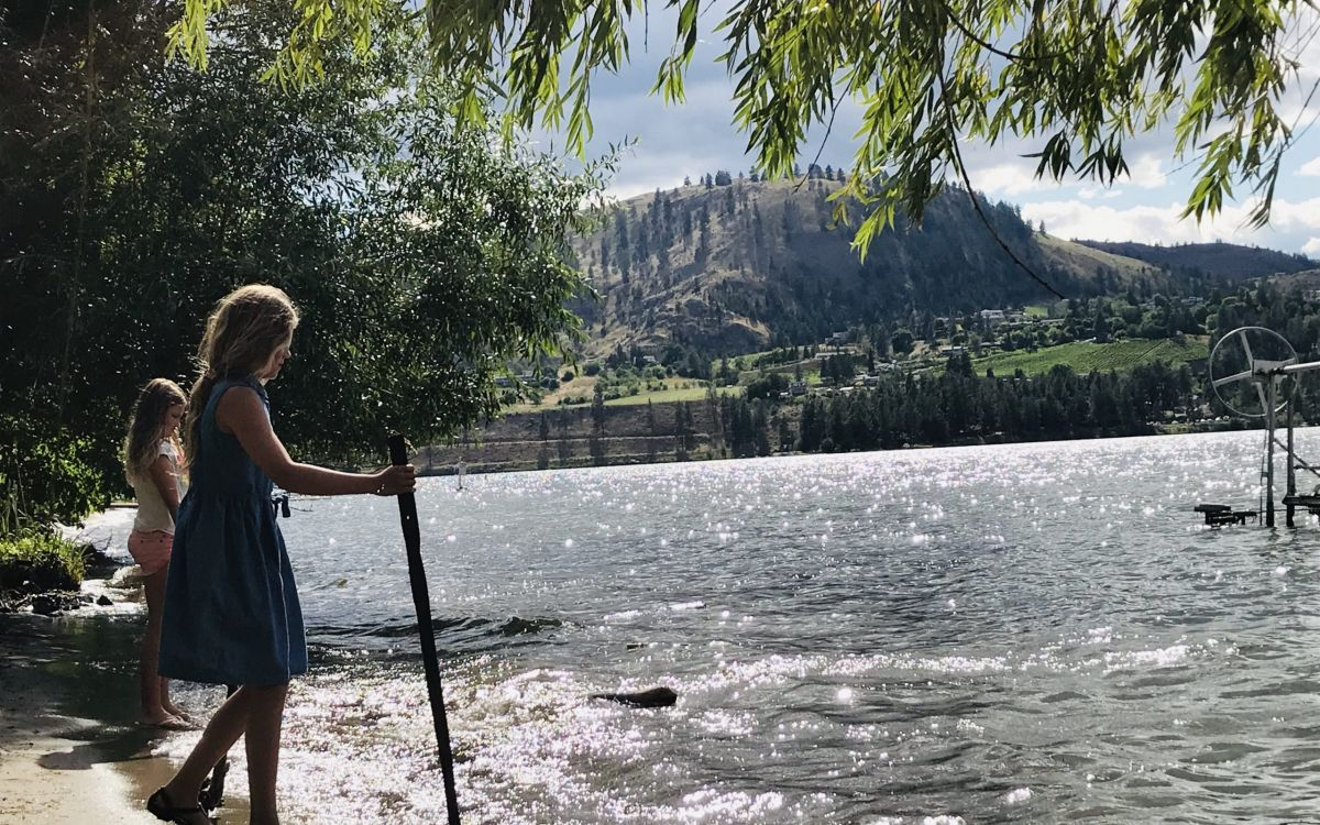 Kaleden is Your Small Oasis on Skaha Lake